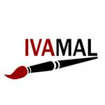 Burešová Iva, BcA. - IVAMAL – logo společnosti