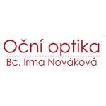 Oční optika - Nováková Irma – logo společnosti
