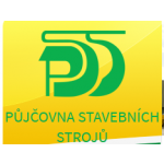 Půjčovna stavebních strojů, spol. s r. o. – logo společnosti