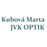 Kubová Marta- JVK OPTIK – logo společnosti