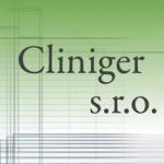 Cliniger s.r.o. – logo společnosti