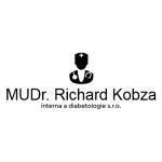MUDr. Richard Kobza, interna a diabetologie s.r.o. – logo společnosti