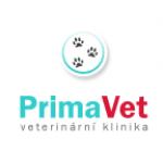 PrimaVet - Veterinární klinika – logo společnosti