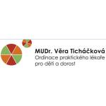 Ordinace praktického lékaře pro děti a dorost - MUDr. Věra Ticháčková – logo společnosti