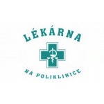 LÉKÁRNA NA POLIKLINICE HOLICE – logo společnosti