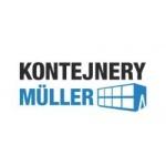Kontejnery Müller s.r.o. – logo společnosti