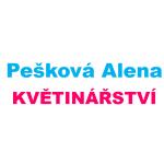 Pešková Alena - KVĚTINÁŘSTVÍ – logo společnosti