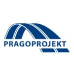 PRAGOPROJEKT, a.s. (pobočka České Budějovice) – logo společnosti