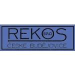 REKOS České Budějovice spol. s r. o. – logo společnosti