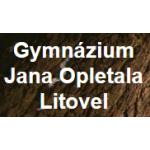 Gymnázium Jana Opletala, Litovel, Opletalova 189 – logo společnosti