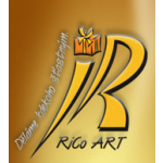 Rico Art, s.r.o. – logo společnosti