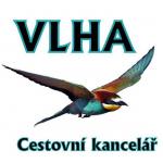 Vlastimil Hadra - VLHA cestovní kancelář – logo společnosti
