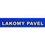 Lakomý Pavel – logo společnosti