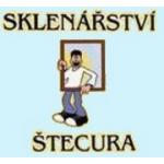 Sklenářství Štecura – logo společnosti