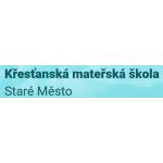 Křesťanská mateřská škola, Za Radnicí 1823, Staré Město. okres Uherské Hradiště, příspěvková organizace – logo společnosti