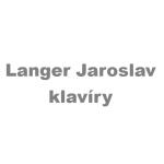 Langer Jaroslav - klavíry – logo společnosti