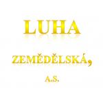 LUHA zemědělská,a.s. – logo společnosti