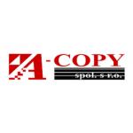 A - COPY spol. s r.o. – logo společnosti