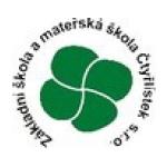 Základní škola a mateřská škola Čtyřlístek, s.r.o. – logo společnosti