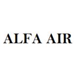 Alfa air s.r.o. – logo společnosti