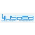 Vávra Aleš - 4U SPED – logo společnosti