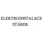 Stárek Petr - ELEKTROINSTALACE STÁREK – logo společnosti