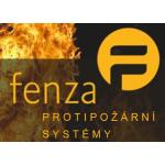 fenza PROTIPOŹÁRNÍ SYSTÉMY s.r.o. – logo společnosti