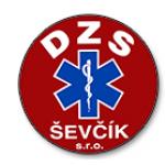 DOPRAVNÍ ZDRAVOTNÍ SLUŽBA JOSEF ŠEVČÍK s.r.o. – logo společnosti