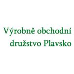 Výrobně obchodní družstvo Plavsko – logo společnosti
