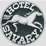 HOTEL SAVARY s.r.o. – logo společnosti