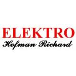 Hofman Richard - Elektro D – logo společnosti
