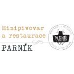 Minipivovar a restaurace Parník – logo společnosti