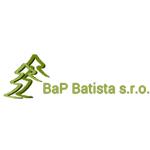 BaP Batista, s.r.o. – logo společnosti