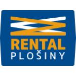 RENTAL plošiny s.r.o. – logo společnosti