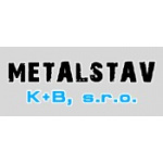 METALSTAV K+B, s.r.o. – logo společnosti