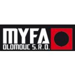 MYFA Olomouc s.r.o. – logo společnosti