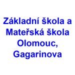 Základní škola a Mateřská škola Olomouc, Gagarinova – logo společnosti
