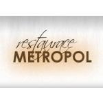 Restaurace Metropol s.r.o. – logo společnosti