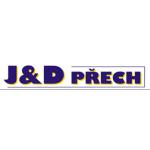 Přech David- J&D Přech topení - voda - plyn – logo společnosti