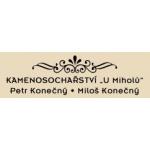 Kamenosochařství ,,U Miholů'' – logo společnosti