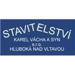 STAVITELSTVÍ KAREL VÁCHA A SYN s.r.o. – logo společnosti