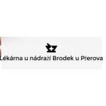 Lékárna u nádraží Brodek u Přerova – logo společnosti