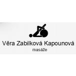 Masáže - Věra Zabilková Kapounová – logo společnosti