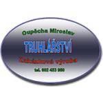 Truhlářství Oupěcha Miroslav - Zakázková výroba – logo společnosti