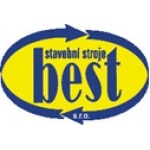BEST stavební stroje s.r.o. – logo společnosti