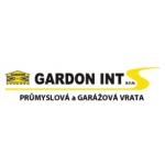 GARDON INT s.r.o. (pobočka Jindřichův Hradec) – logo společnosti