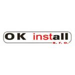 OK install s.r.o. – logo společnosti