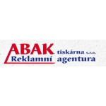 ABAK tiskárna s.r.o. – logo společnosti