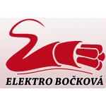 ELEKTRO BOČKOVÁ s.r.o. – logo společnosti