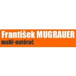 František Mugrauer malíř - natěrač – logo společnosti